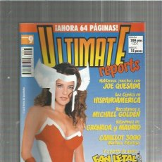 Cómics: ULTIMATE REPORTS 9. Lote 128618287