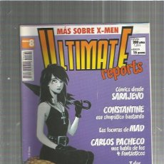 Cómics: ULTIMATE REPORTS 8. Lote 128618503