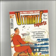 Cómics: ULTIMATE REPORTS 14. Lote 128619683