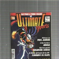 Cómics: ULTIMATE REPORTS 13. Lote 128619719