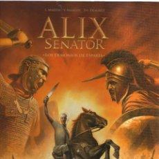 Cómics: ALIX ,SENATOR -LOS DEMONIOS DE ESPARTA -NETCOM2. Lote 128621695