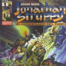 Cómics: JONATHAN STRUPPY EL CONDENADO DEL FARO. Lote 128629731