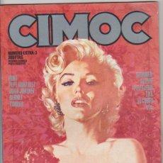 Cómics: CIMOC EXTRA 3. ESPECIAL EROTISMO. NORMA 1983.. Lote 128635455