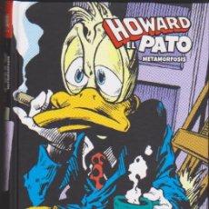 Cómics: HOWARD EL PATO. METAMORFOSIS. TOMO 400 PÁGINAS SIN -USAR. PANINI.. Lote 128635535