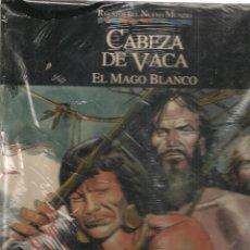 Cómics: RELATOS DEL NUEVO MUNDO. Nº 16. CABEZA DE VACA. PLANETA / QUINTO CENTENARIO. (B/A18). Lote 128641923