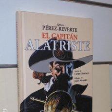 Cómics: EL CAPITAN ALATRISTE GUION CARLOS GIMENEZ DIBUJOS JOAN MUNDET ARTURO PEREZ REVERTE -CIRCULO LECTORES. Lote 128655659