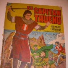 Cómics: COMIC...EL CAPITAN TRUENO.. Lote 128768947