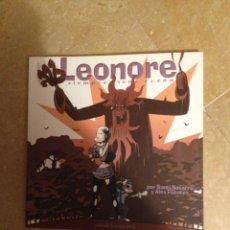 Cómics: LEONORE SIEMPRE TIENE RAZÓN (GUIÓN: SANTI NAVARRO, DIBUJO: ALEX FUENTES). Lote 128777266