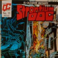 Cómics: STRONTIUM DOG Nº 11 - MC EDICIONES AÑOS 80 NUEVO. Lote 128848095