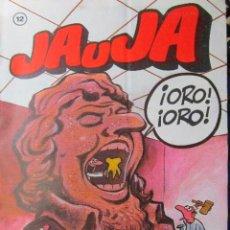 Cómics: JAUJA Nº 12 EDICIONES DRUIDA 1982 NUEVO. Lote 128858903
