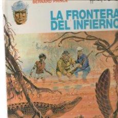 Cómics: BERNARD PRINCE. Nº 3. LA FRONTERA DEL INFIERNO. EDICIONES JUNIOR/GRIJALBO. (ST/L1). Lote 129098763