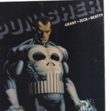 Cómics: PUNISHER GRANT- ZECK - BEATTY. Lote 129182251