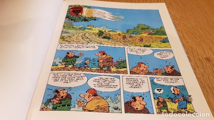 Cómics: ELS CENTAURES / EL LLOP DE DOS CAPS / ED - BARCANOVA - 1991 / TAPA DURA - Foto 4 - 129314263