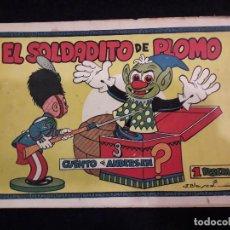 Cómics: EL SOLDADITO DE PLOMO. Lote 129502551