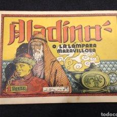 Cómics: ALADINO O LA LAMPARA MARAVILLOSA. Lote 129514967