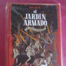 Cómics: EL JARDÍN ARMADO Y OTRAS HISTORIAS EXCELENTE ESTADO. Lote 129553899