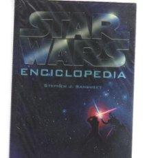Cómics: STAR WARS - ENCICLOPEDIA. Lote 129708715