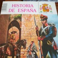 Cómics: HISTORIA DE ESPAÑA EN COMICS- COLECCION COMPLETA-DESDE LA PREHISTORIA A JUAN CARLOS I. Lote 129999467