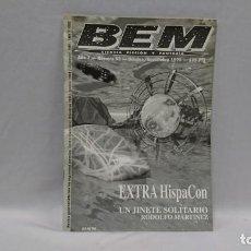 Fumetti: REVISTA BEM CIENCIA, FICCIÓN Y FANTASÍA, NOVIEMBRE 1996. Lote 130088243