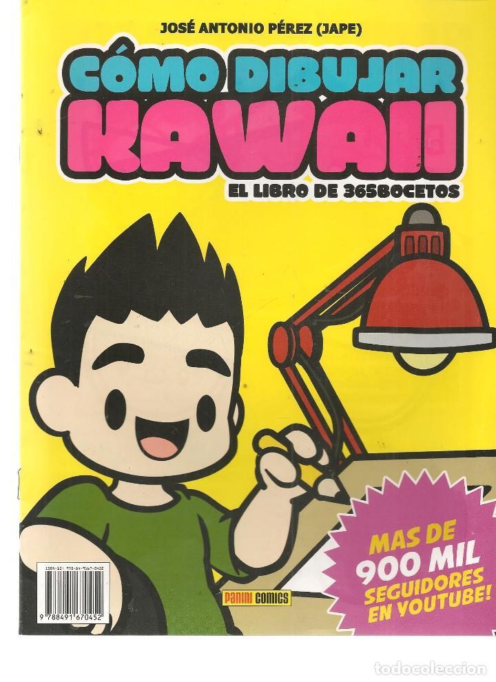 Cómo Dibujar Kawaii Panini Comics Sta17 Comprar Tebeos Y