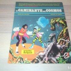 Cómics: EL VAGABUNDO DE LOS LIMBOS. EL CAMINANTE DEL COSMOS. GODARD- RIBERA. GRIJALBO DARGAUD. Lote 130196819