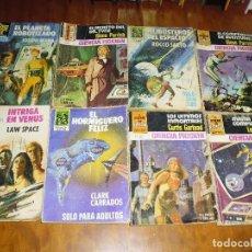 Cómics: LOTE LIBRITOS : BRUGUERA. CIENCIA FICCION , ESPACIO , FUTURO , ETC... Lote 130355042