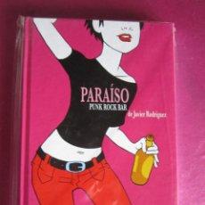 Cómics: PARAISO: PUNK ROCK BAR 131 PAGINAS HISTORIA COMPLETA.. Lote 130410054