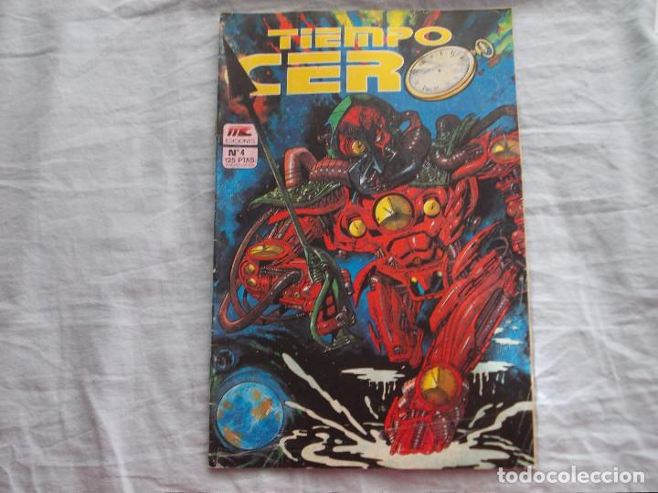 TIEMPO CERO Nº 4. MC EDICIONES (Tebeos y Comics - Comics otras Editoriales Actuales)