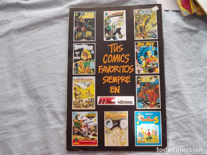 Cómics: Tiempo Cero nº 4. MC Ediciones - Foto 2 - 130622414