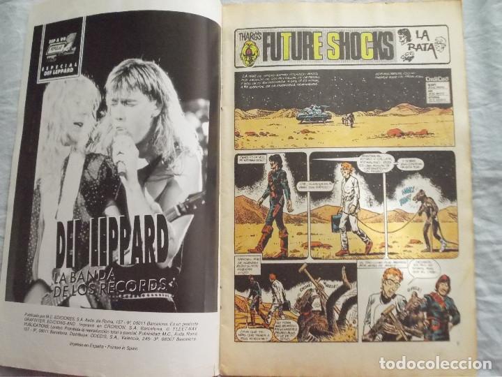 Cómics: Tiempo Cero nº 4. MC Ediciones - Foto 3 - 130622414