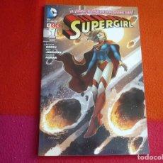 Cómics: SUPERGIRL 1 ( MICHAEL GREEN MIKE JOHNSON ) ¡MUY BUEN ESTADO! ECC NUEVO UNIVERSO DC. Lote 130693864