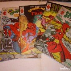 Cómics: CINCO COMICS .......SPIDER MAN...AÑO 1978. Lote 130782024
