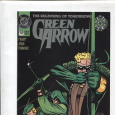 Fumetti: DC: GREEN ARROW NUMERO 000: THE BEGINNING OF TOMORROW. Lote 129462895
