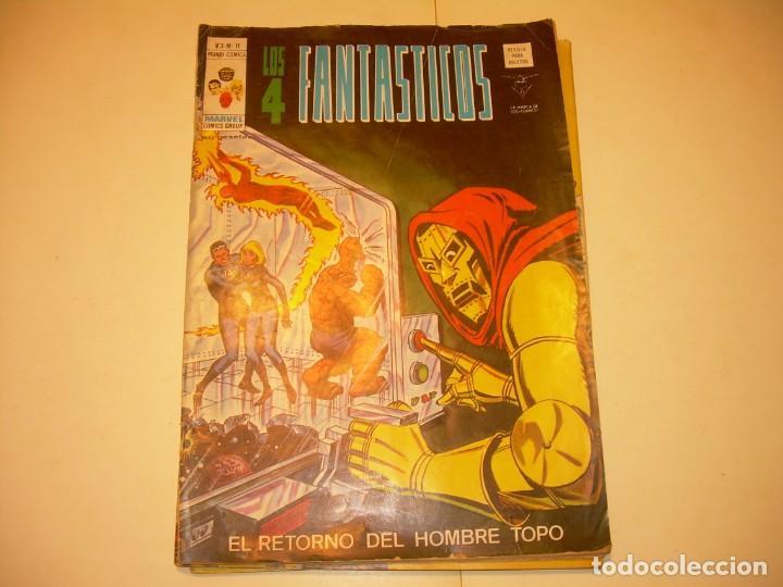 Cómics: TRES COMICS .......LOS 4 FANTASTICOS...AÑO 1978 - Foto 2 - 130782804
