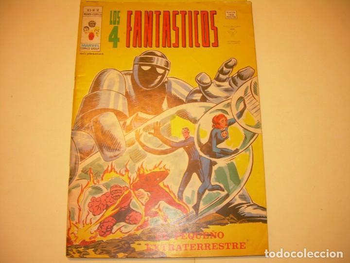 Cómics: TRES COMICS .......LOS 4 FANTASTICOS...AÑO 1978 - Foto 3 - 130782804