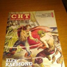 Cómics: CHT COMIC HISTORIETAS Y TEBEOS (ALEX RAYMOND, LA MUJER DEL MAGO HAXTUR MORT CINDER AGAR .... Lote 130804284