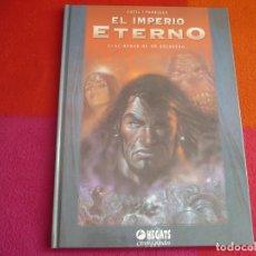 Cómics: EL IMPERIO ETERNO 1 EL HONOR DEL GUERRERO ( LATIL PARRILLO ) ¡MUY BUEN ESTADO! TAPA DURA. Lote 130824000
