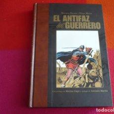 Cómics: EL GUERRERO DEL ANTIFAZ ( MARIANO BAYONA DIEGO MATOS ) ¡MUY BUEN ESTADO! TAPA DURA DOLMEN. Lote 130832924