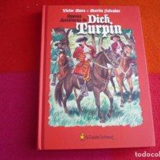Cómics: NUEVAS AVENTURAS DE DICK TURPIN ( VICTOR MORA MARTIN SALVADOR ) ¡MUY BUEN ESTADO! TAPA DURA . Lote 130833156