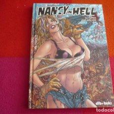Cómics: NANCY IN HELL ( EL TORRES JUAN JOSE RYP ) ¡MUY BUEN ESTADO! TAPA DURA DIBBUKS. Lote 130833304