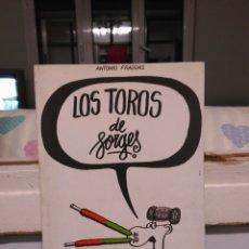 Cómics: FORGES, LOS TOROS. ED. MIRASIERRA 1975. Lote 130940179