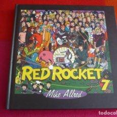Cómics: RED ROCKET 7 ( MIKE ALLRED ) ¡MUY BUEN ESTADO! TAPA DURA CON CD RECERCA. Lote 130958768