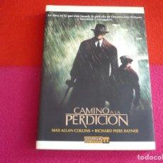Cómics: CAMINO A LA PERDICION ( MAX ALLAN COLLINS PIERS RAYNER ) ¡MUY BUEN ESTADO! DOLMEN. Lote 130962244