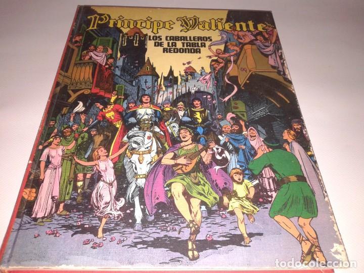 PRINCIPE VALIENTE, TOMO I, 1972 (Tebeos y Comics - Buru-Lan - Principe Valiente)