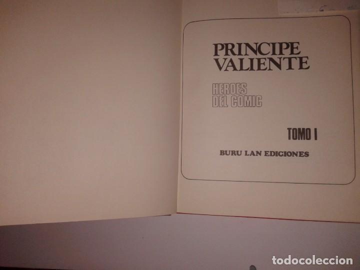 Cómics: PRINCIPE VALIENTE, TOMO I, 1972 - Foto 4 - 130973284