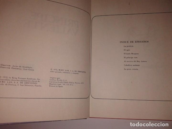 Cómics: PRINCIPE VALIENTE, TOMO I, 1972 - Foto 5 - 130973284
