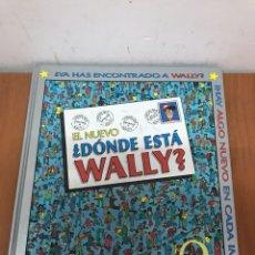 Cómics: EL NUEVO ¿DONDE ESTA WALLY? (WALLY - EDB). Lote 131079563