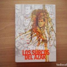 Cómics: LOS SURCOS DEL AZAR - PACO ROCA - ASTIBERRI. Lote 139968293