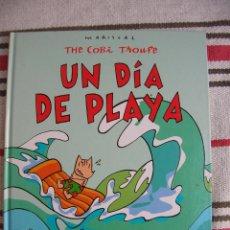 Cómics: THE COBI TROUPE : UN DIA DE PLAYA; MARISCAL; PLAZA Y JANES. Lote 131126764