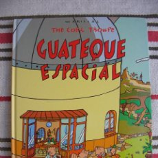 Cómics: THE COBI TROUPE : GUATEQUE ESPACIAL; MARISCAL; PLAZA Y JANES. Lote 131126832